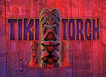 A detailed review of a popular Aristocrat game, Tiki torch slot machine